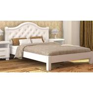 """Ліжко """"Катерина"""" 160*200  білий_zeus white"""