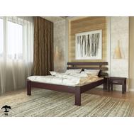 Ліжко  Асоль 160 х 200  бук масив_112, крок 5.5