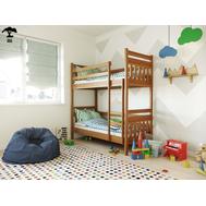 Дитяче ліжко_трансформер  Умка  80 х 190  бук масив_101, крок 5.5