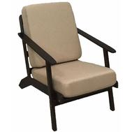 """Крісло  """"Модерн""""  сірий_місс зелений 34"""