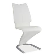 """H_050""  Крісло  біле"