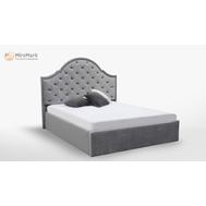 М'яке ліжко  1,6х2,0  Підйомне з каркасом  Мілана  (0080 К2)  SF-47-ML