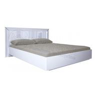 "Спальня ""Белла"" Ліжко 1,6х2,0 Профіль (нова конструкція, без каркаса)*BL-36-WB/VN/BL"